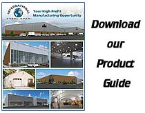 Click here to download our metal building brochures.