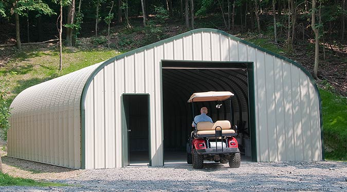 Steel buildings metal building systems barns building for Residential garage kits