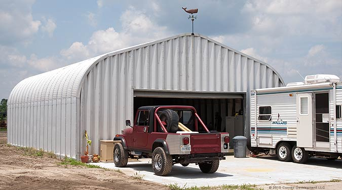 Small Metal Carports For Atv : Steel buildings metal building systems storage barns