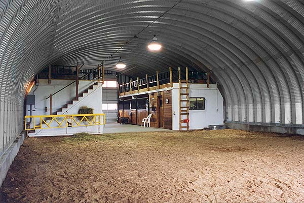 High Quality Horse Barns And Stalls