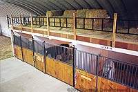 Horse Stables and Stalls