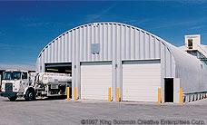 S-model steel buildings