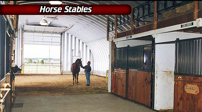 Steel Buildings Metal Building Systems Amp Barns For Horse