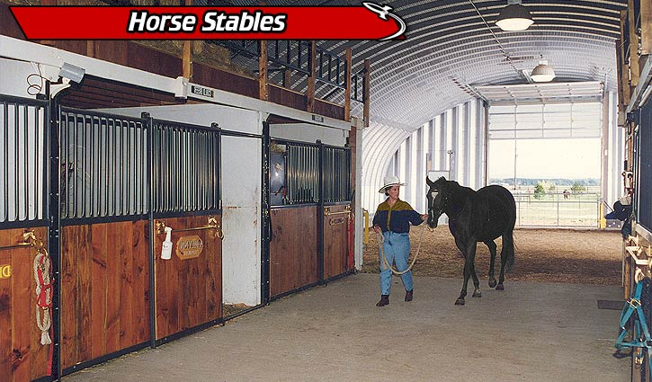Steel Horse Stables