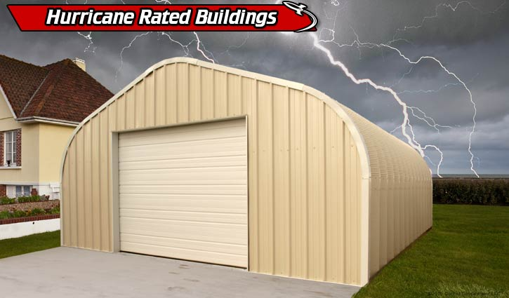Hurricane Rated Buildings